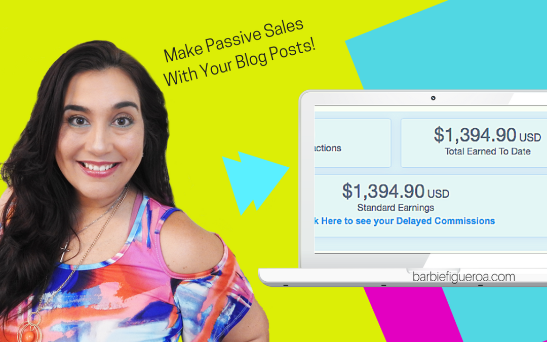 5 Secret Tips to a $1,000+ Passive Income Blog Post